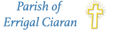 Parish of Errigal Ciaran Logo
